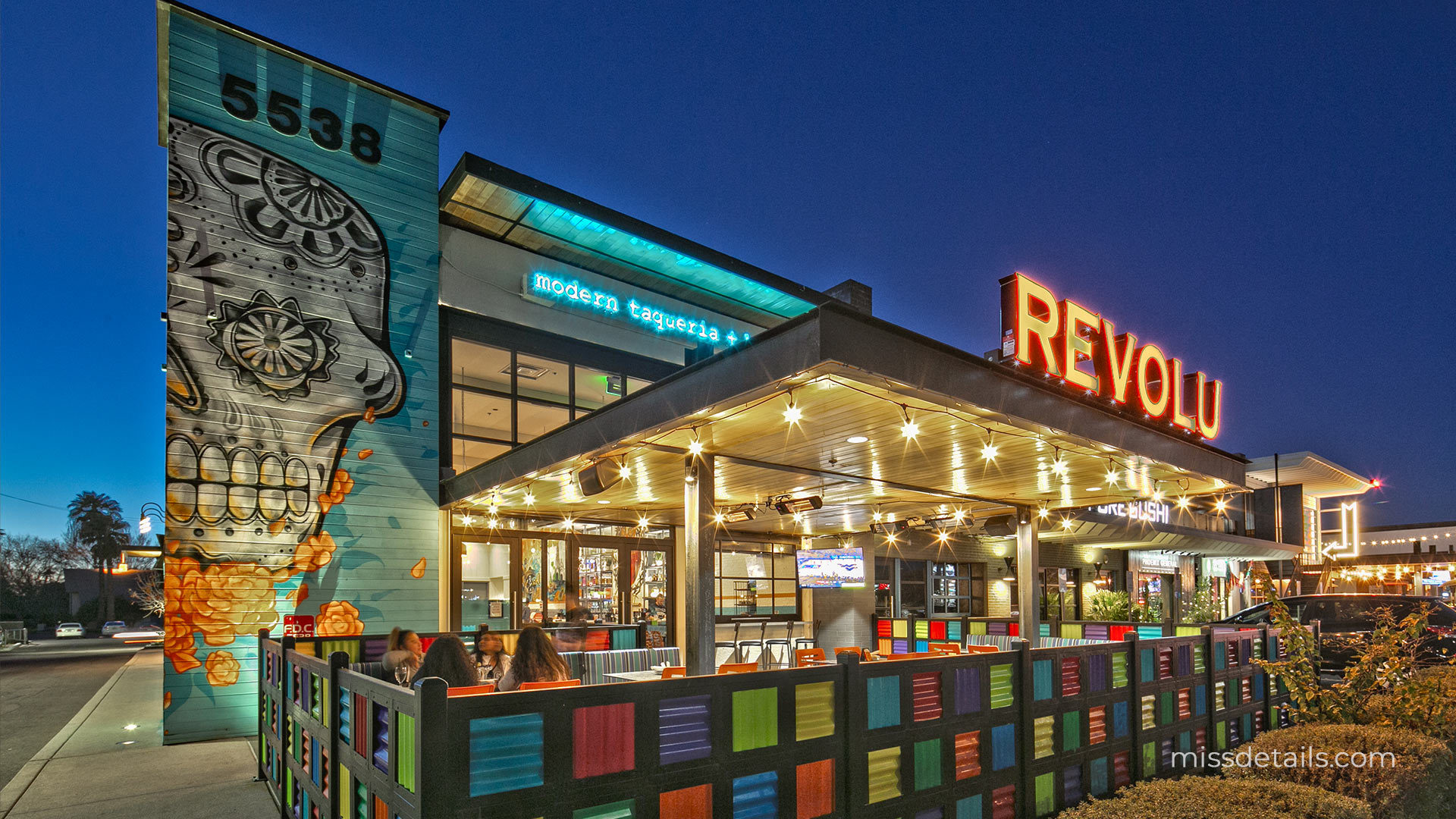 marketign partnership with revolu restaurant arizona
